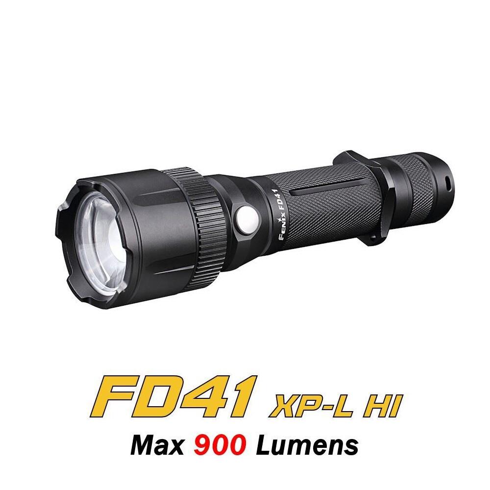 Fenix FD41 Torch - 900 Lumen
