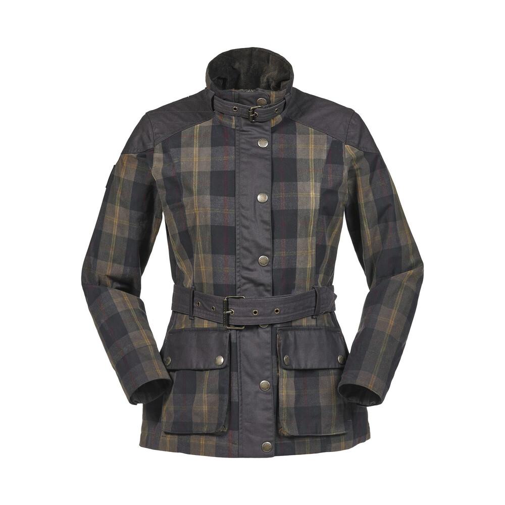 Musto Musto Ashcombe Ladies  Jacket - Woodland Check