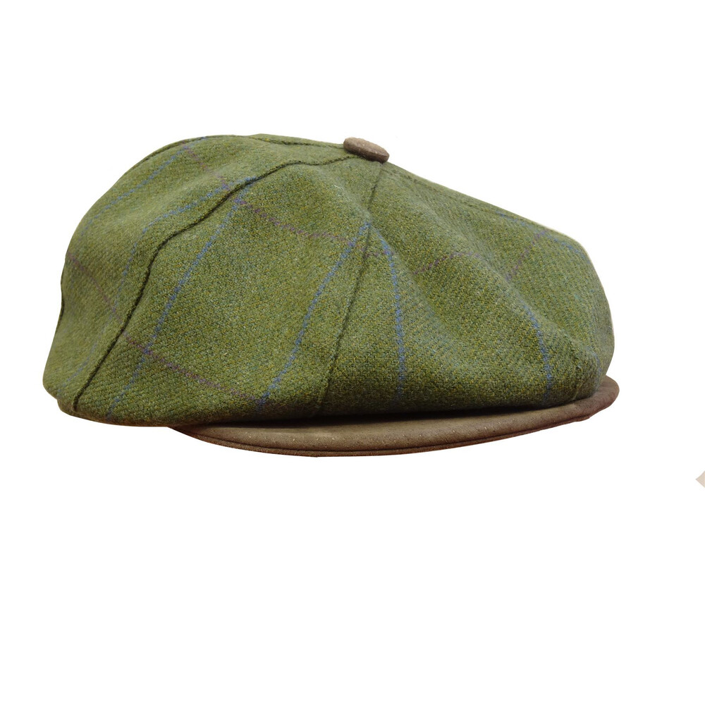 Musto York Hat - Heather Tweed