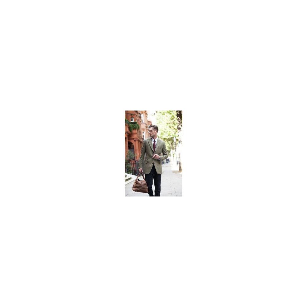 Dubarry Gorse Tweed Blazer - Connacht Acorn Green