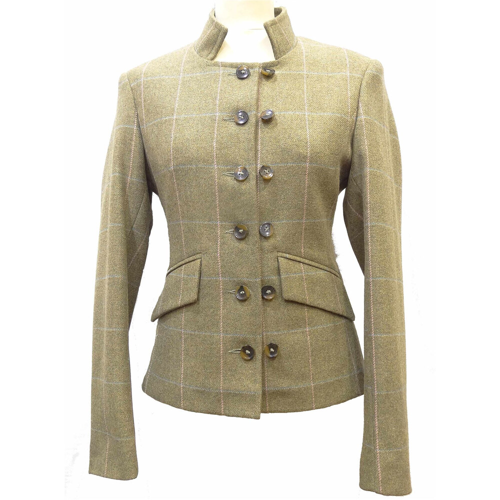 Beaver of Bolton Beaver of Bolton Alice Jacket - Pink Tweed