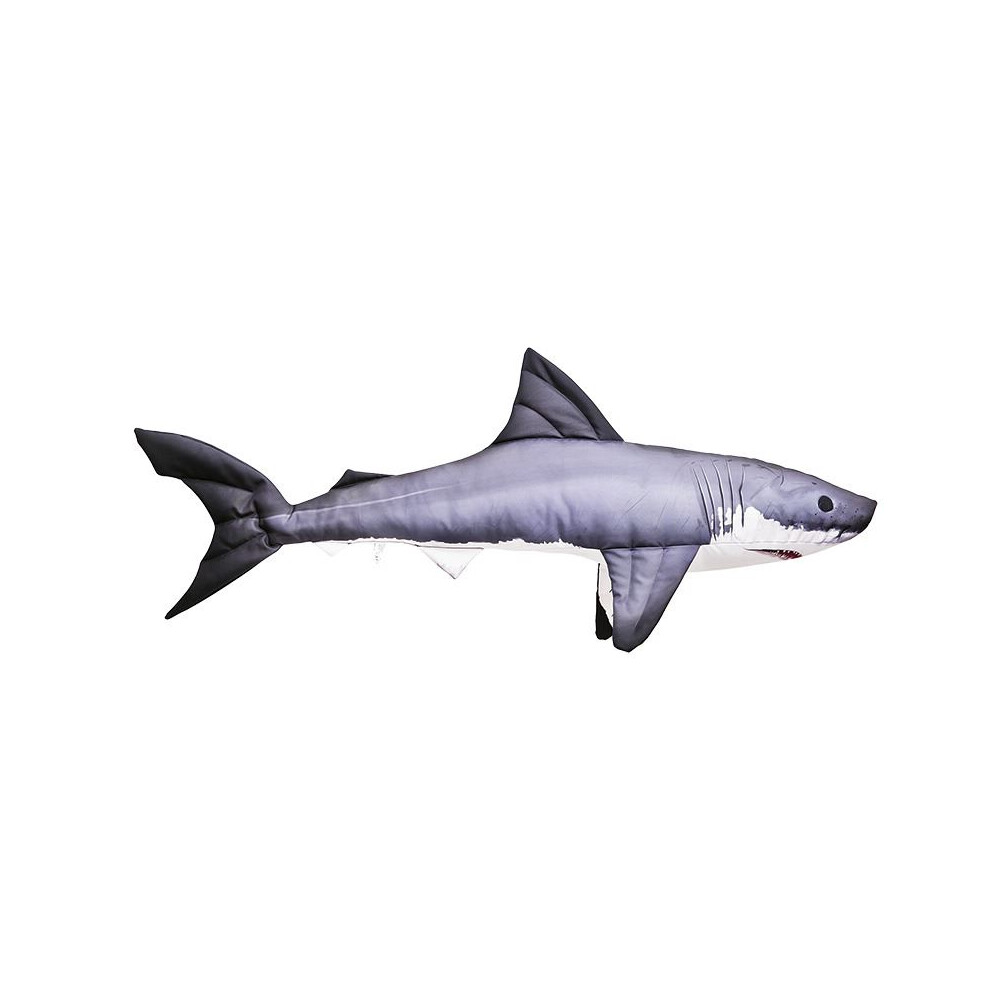 Gaby Pillow - Great White Shark - Giant