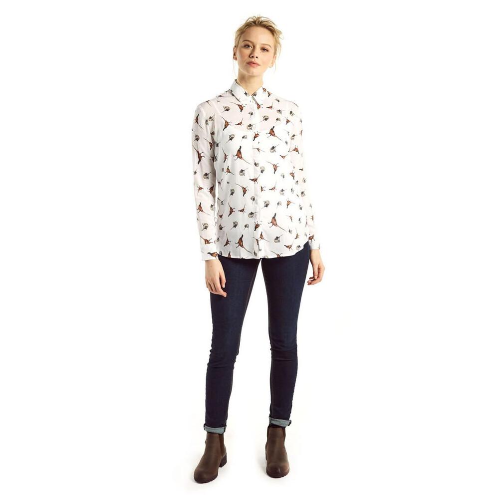 Dubarry Briarrose Shirt Cream