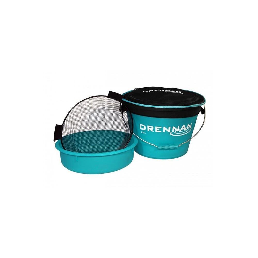 Drennan 25L Bucket System Aqua