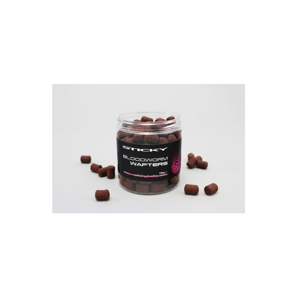 Sticky Baits Bloodworm Wafters