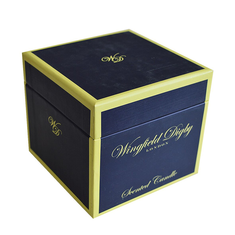 Wingfield Digby Candle - Guinea Fowl Feather - Grapefruit/Lime/Basil Guinea Fowl Feather
