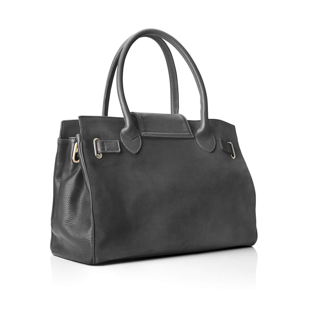 Fairfax & Favor Windsor Handbag - Grey Grey