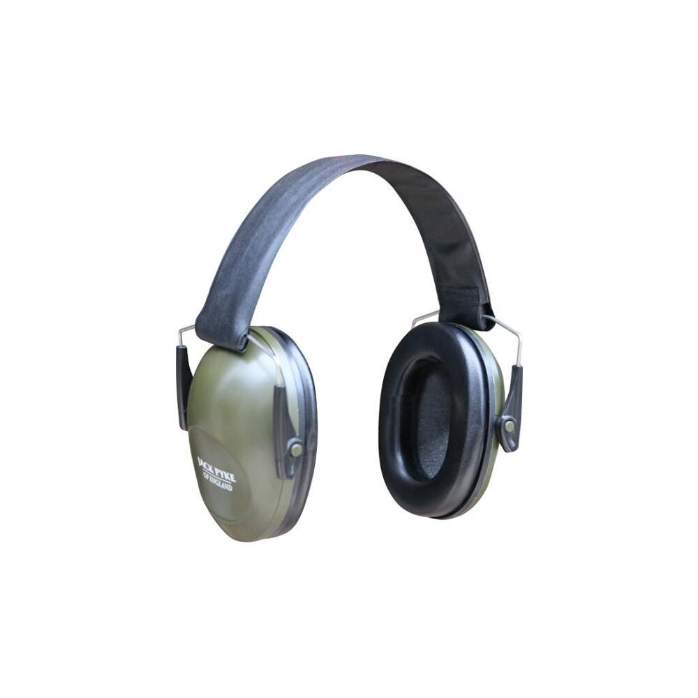 Jack Pyke Passive Ear Defenders Green