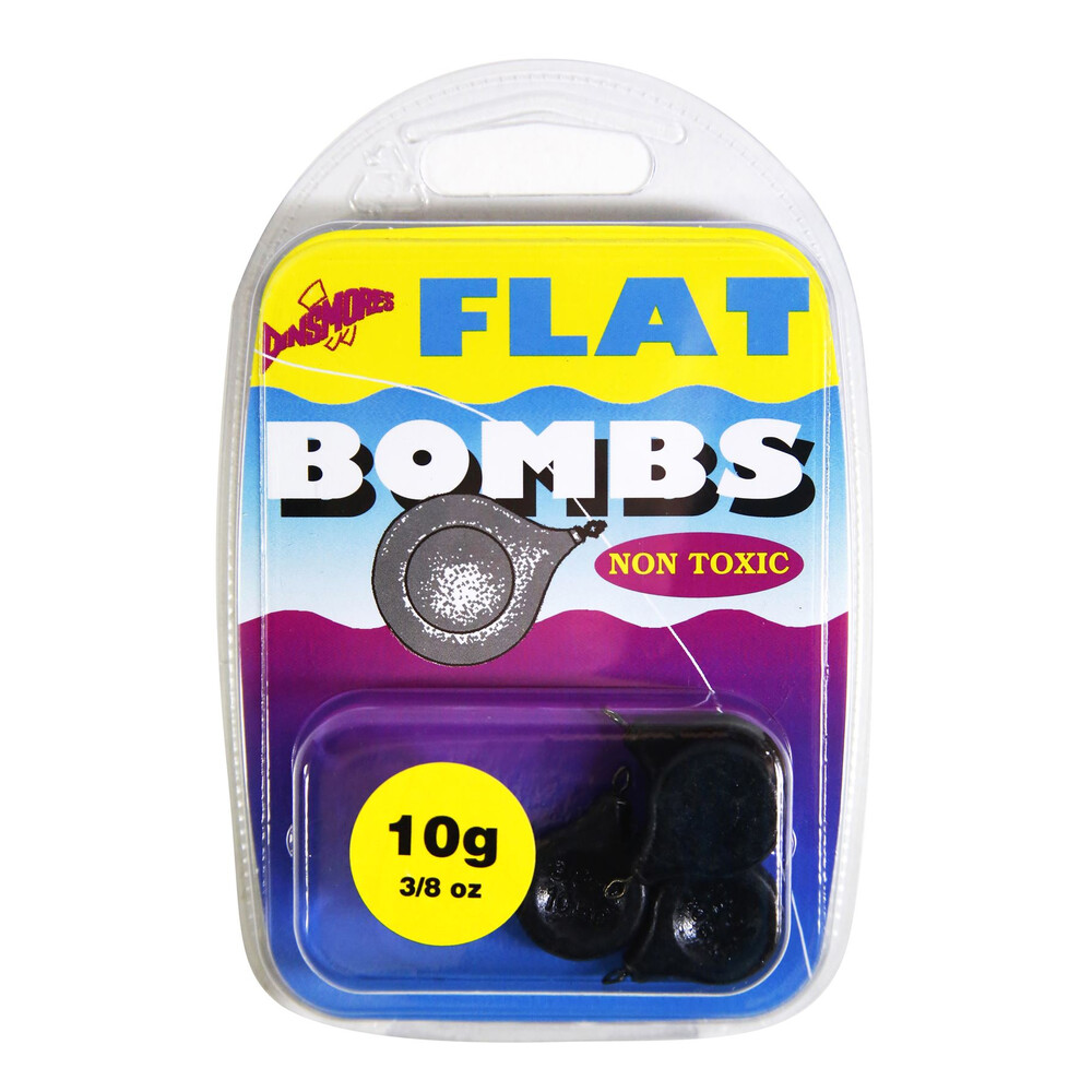 Dinsmores Flat BombPack of 2