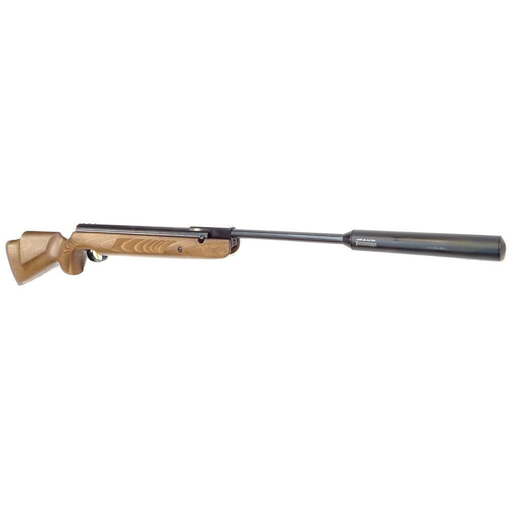 Weihrauch HW95K Air Rifle & Silencer Beech