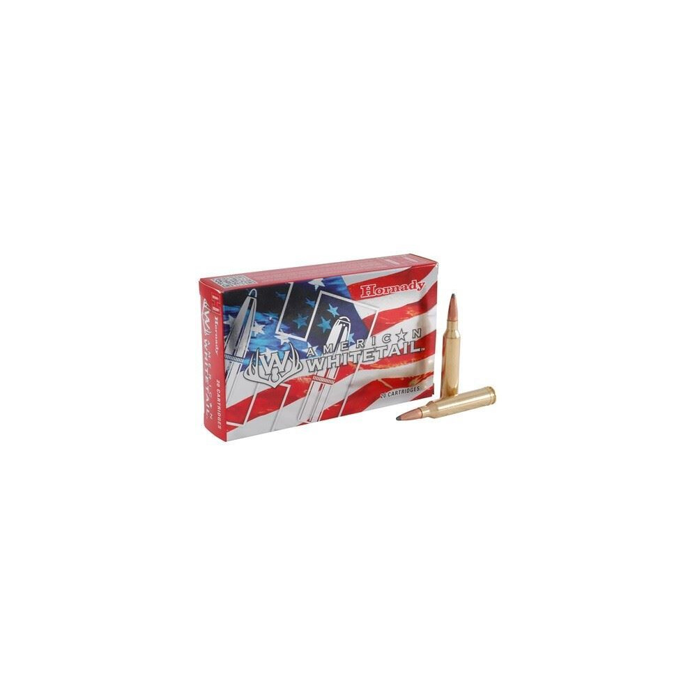 Hornady .300 Win Mag Ammunition - 150gr - American Whitetail BTSP