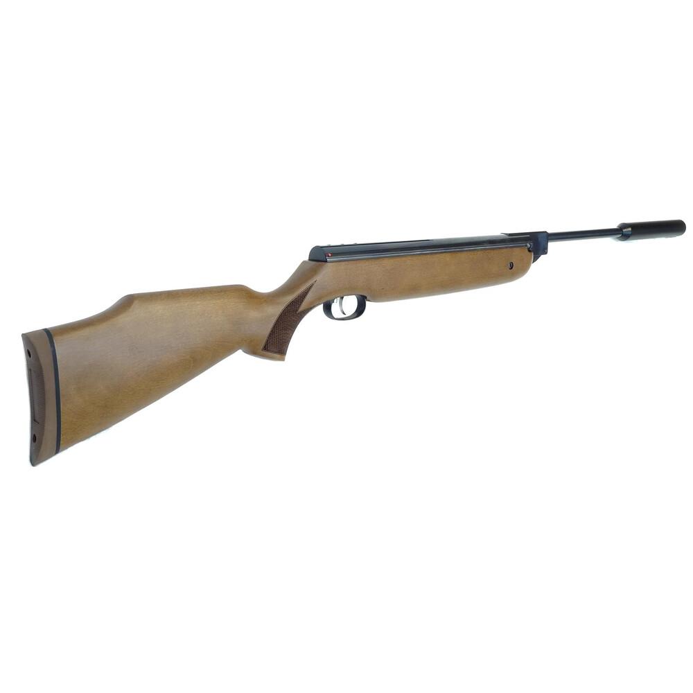 Weihrauch HW80K Air Rifle & Silencer Unknown