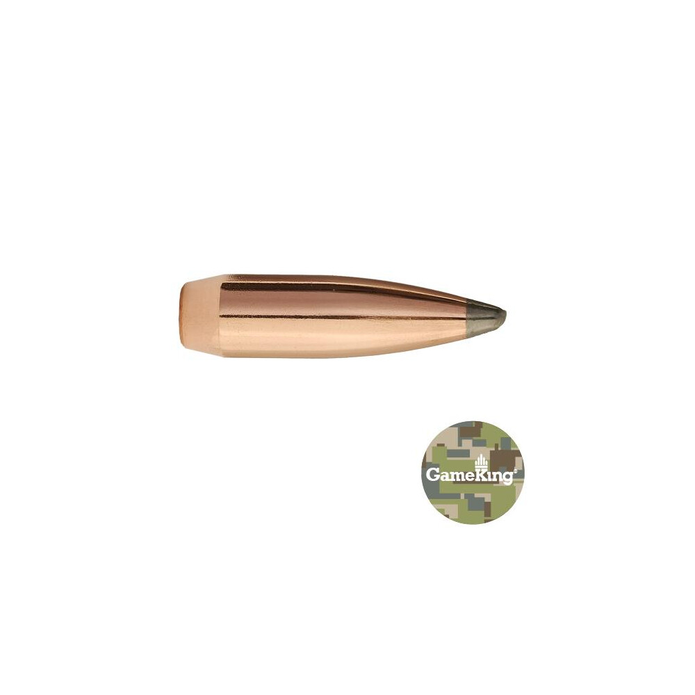 Sierra Gameking Bullets165gr SBT - x100