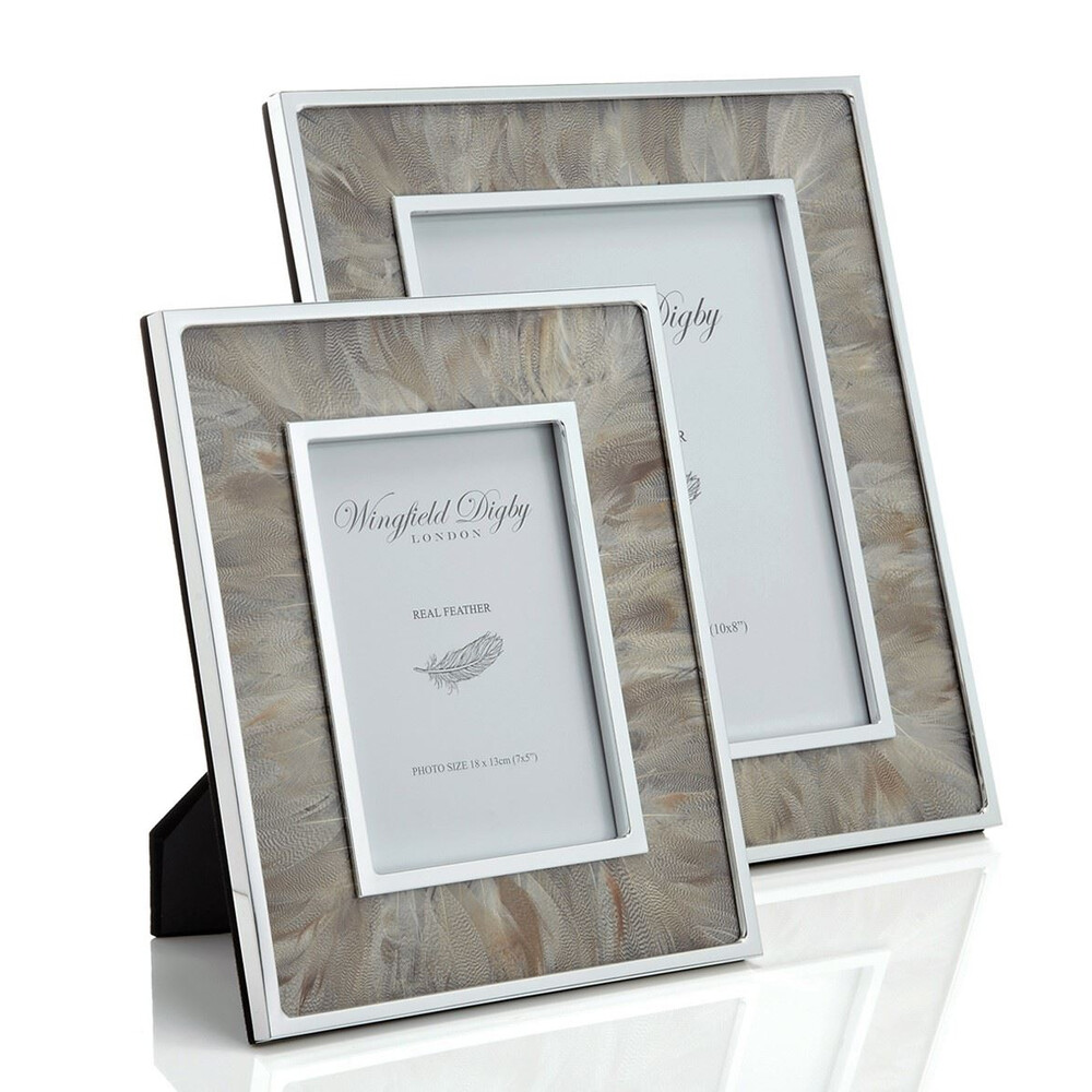 Wingfield Digby Wingfield Digby Photo Frame - Duck Feather - 8 x 10""