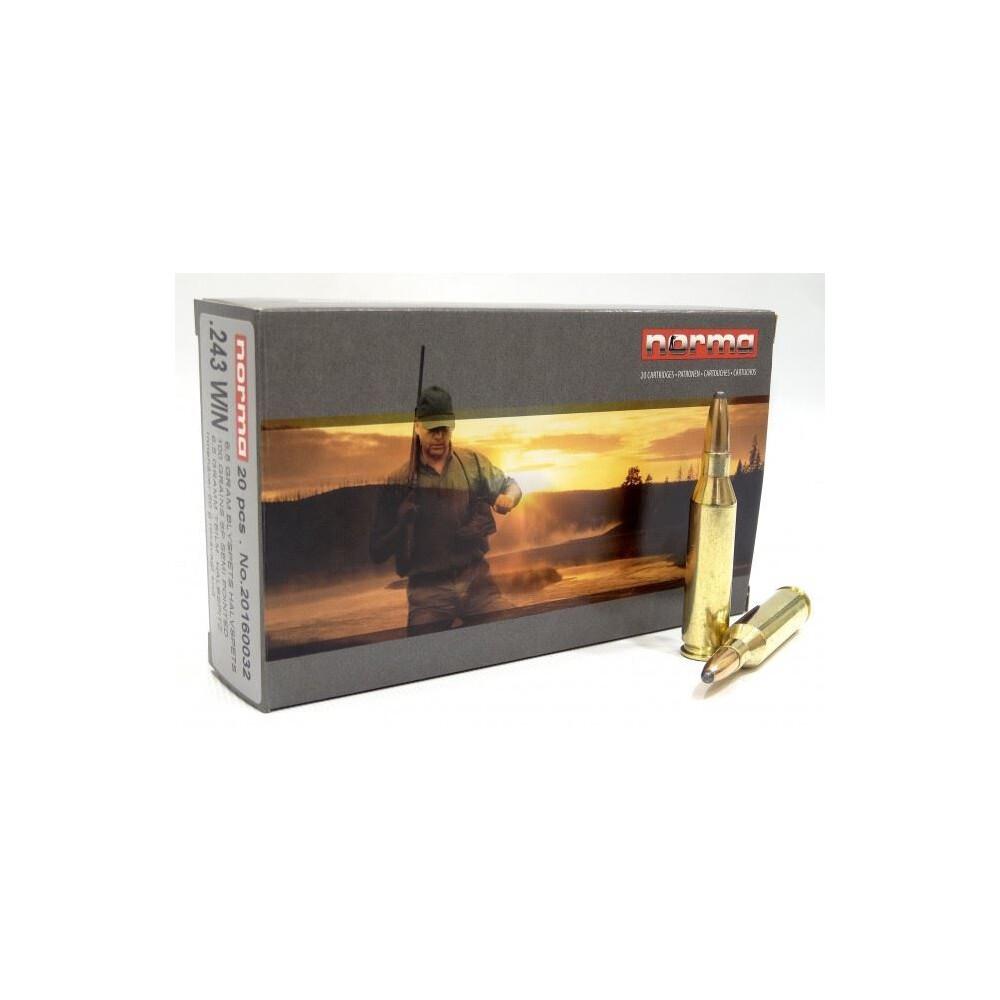 Norma Ammunition - 100gr - Soft Point