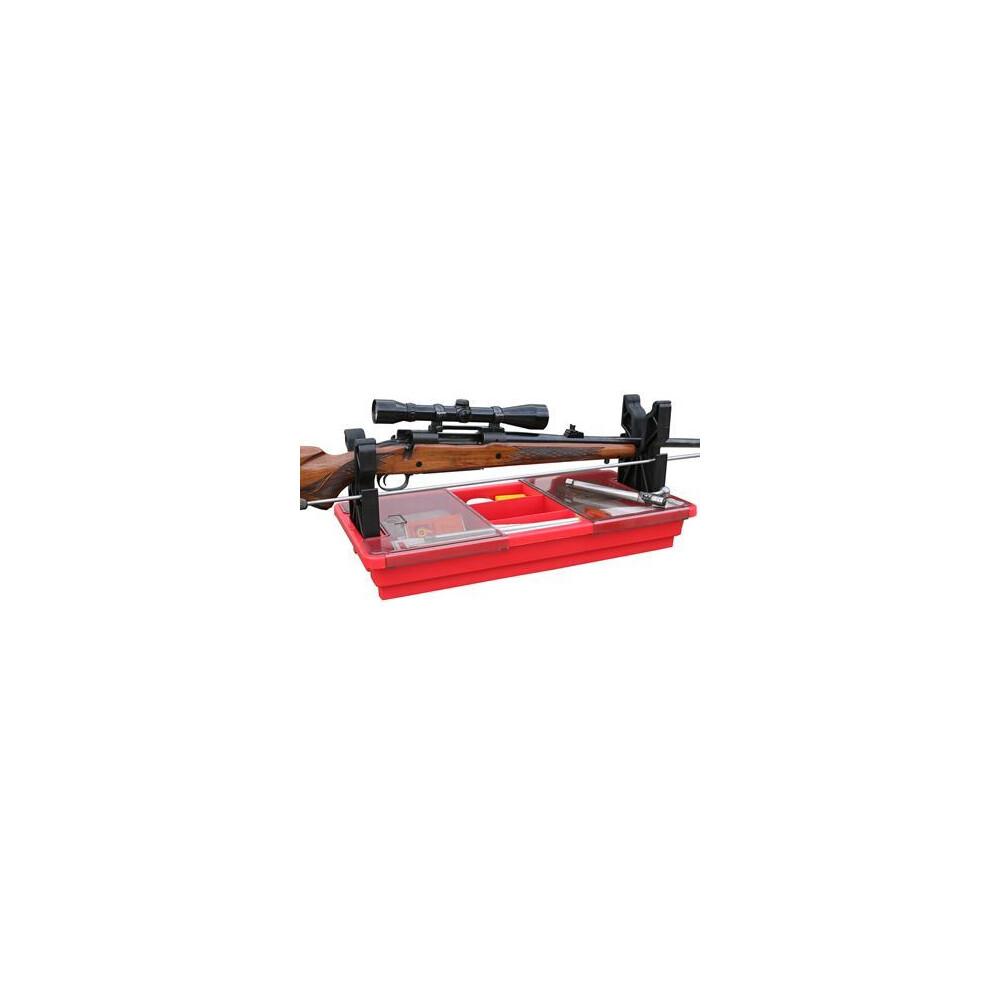 MTM Rifle Maintenance Centre Black/Red