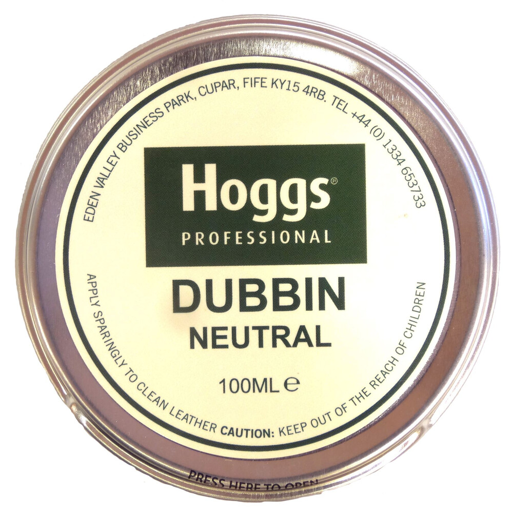 Hoggs Of Fife Hoggs of Fife Dubbin - Neutral - 100ml