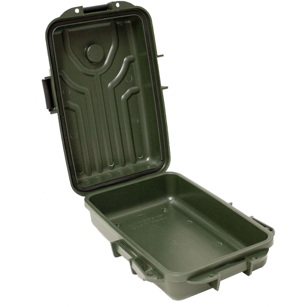 MTM Survivor Dry Box - Small Green