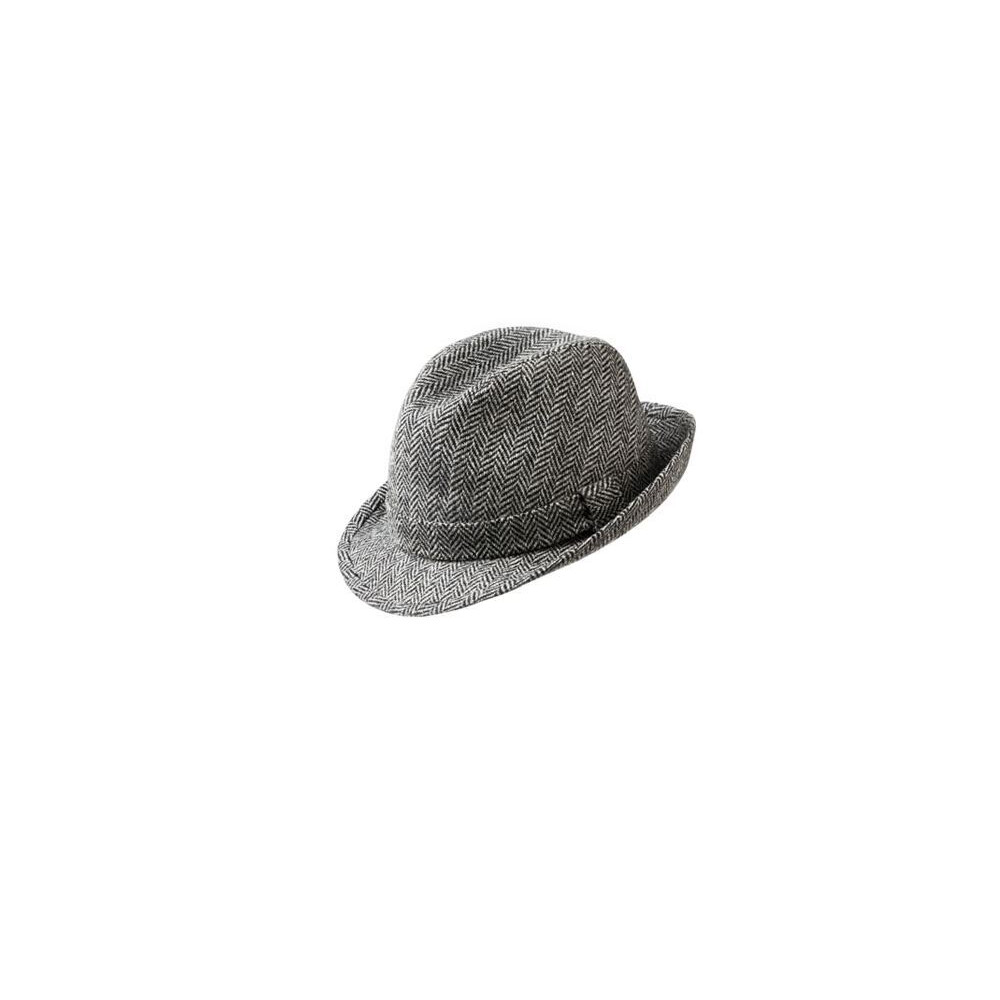 Olney Birkdale Tweed Hat - Assorted Tweed Multi