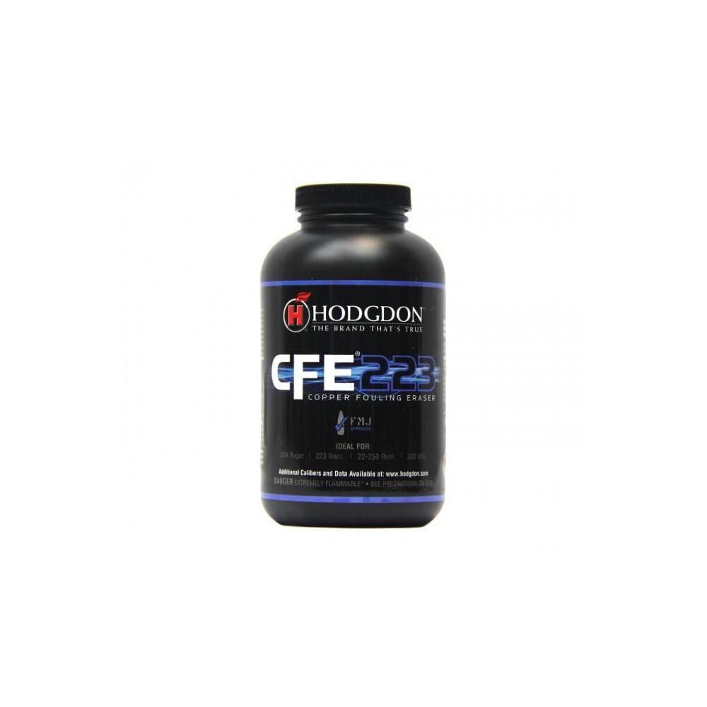 Hodgdon CFE223 (Copper Fouling Eraser) Powder - 1lb