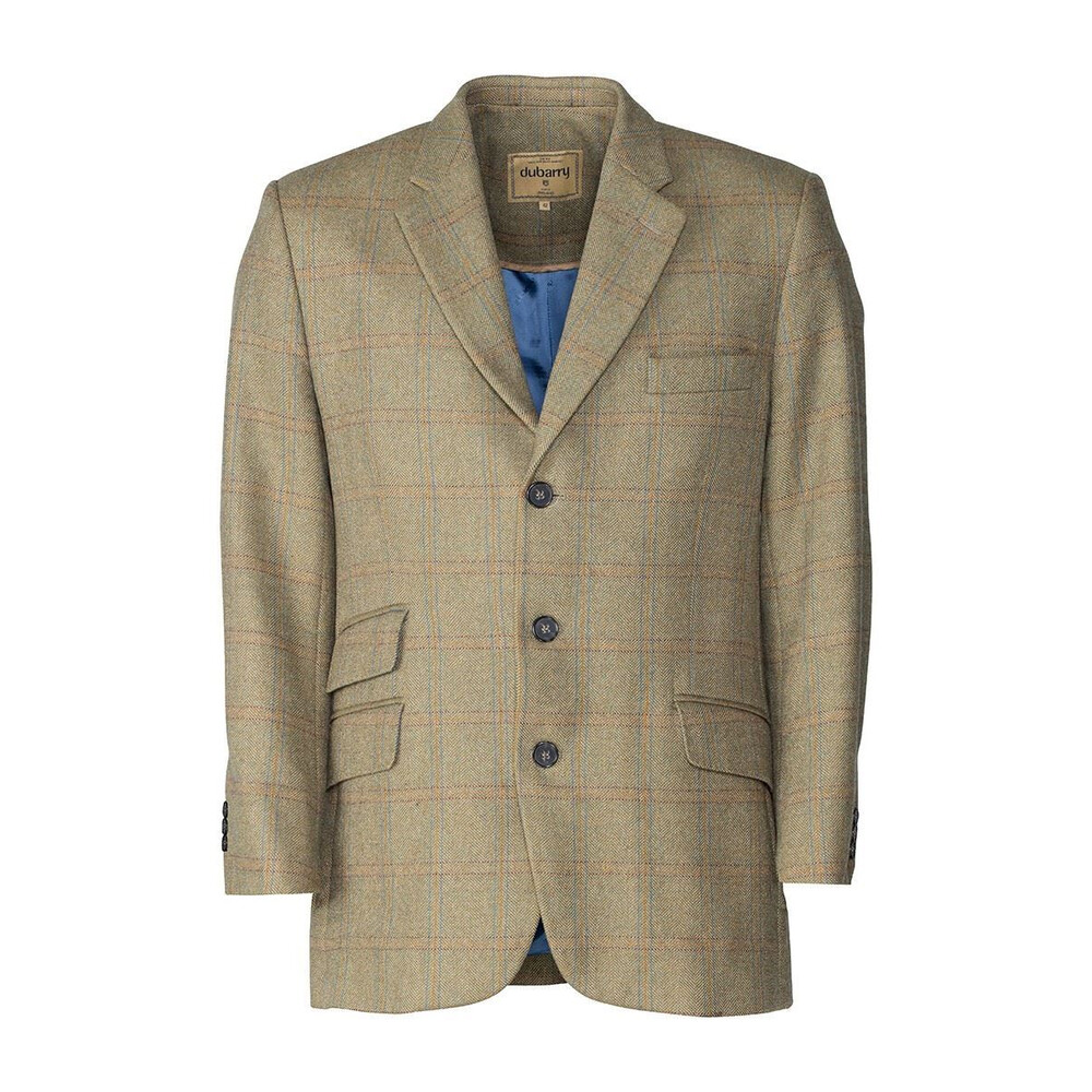 Dubarry Gorse Tweed Blazer - Connacht Acorn