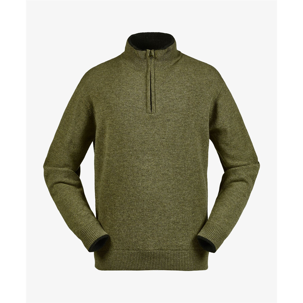 Musto Shooting Zip Neck Knit