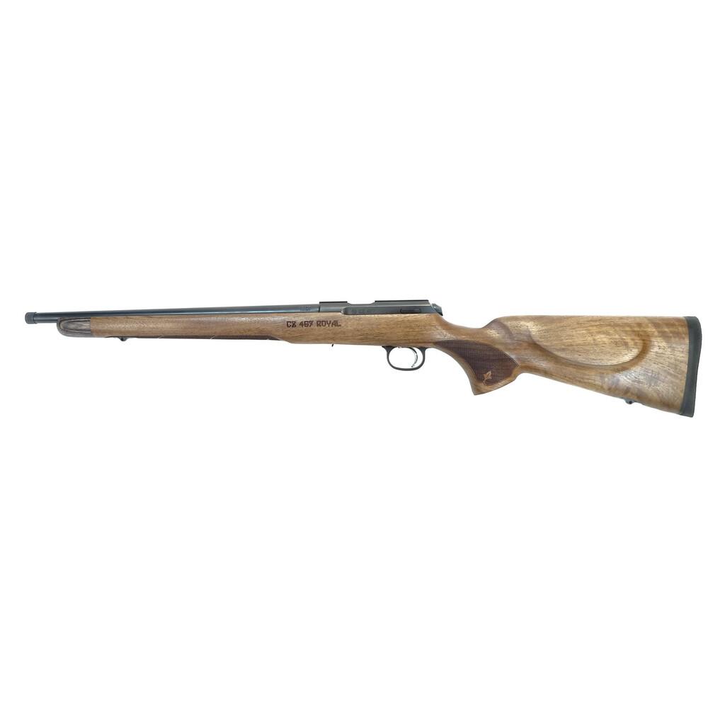CZ 457 Royal  Rifle Walnut
