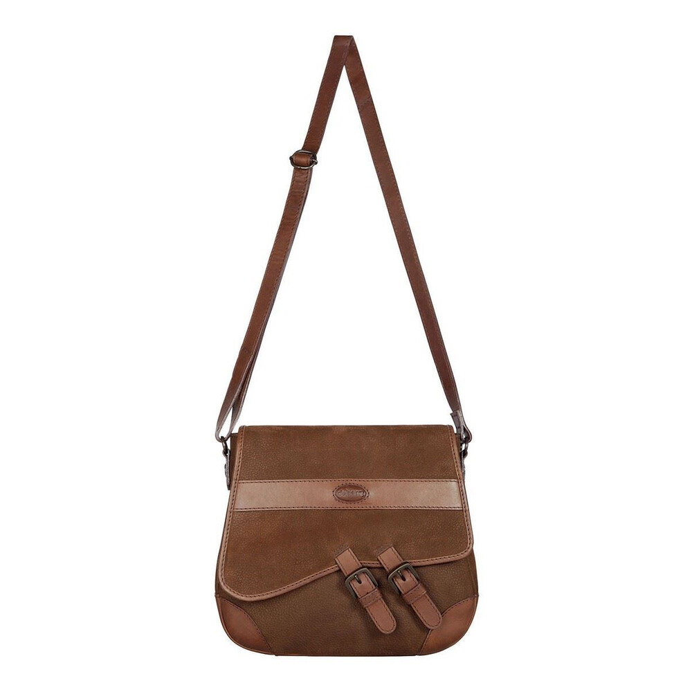 Dubarry Dubarry Boyne Leather Cross Body Bag - Walnut