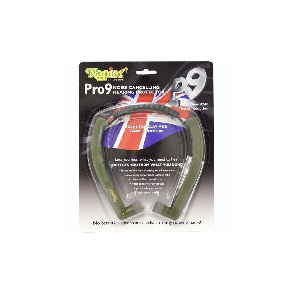 Napier Pro 9 Hearing Protector Unknown