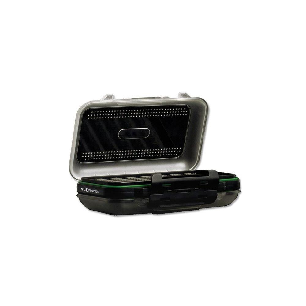 Wychwood VUEfinder Fly Box - Small - Slot/Ripple Foam