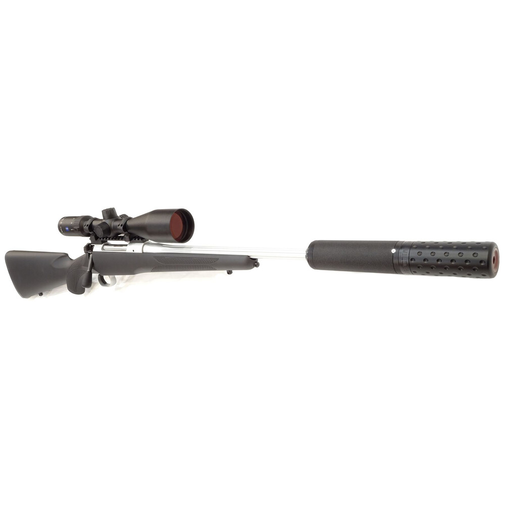 Mauser M12 Impact Rifle Package - Silver