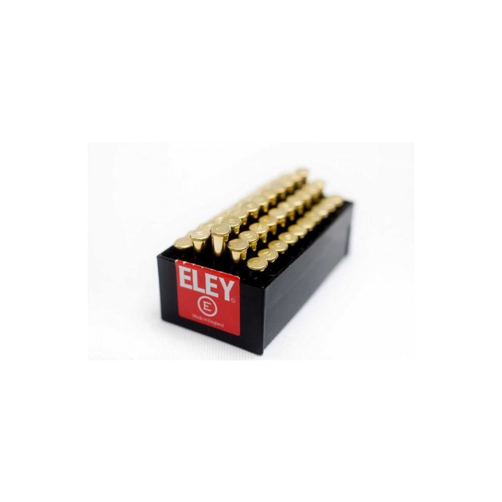 Eley .22LR Ammunition - Tenex - 40gr Unknown
