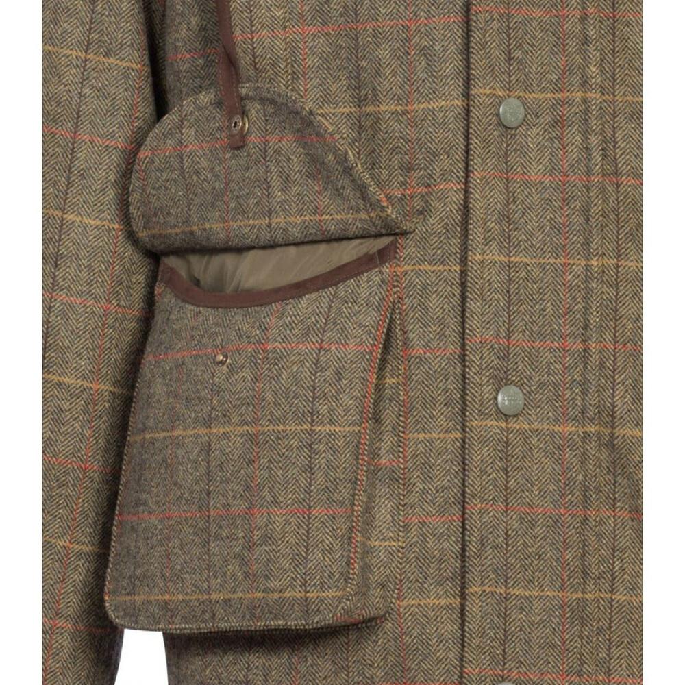 Alan Paine Combrook Field Coat Peat
