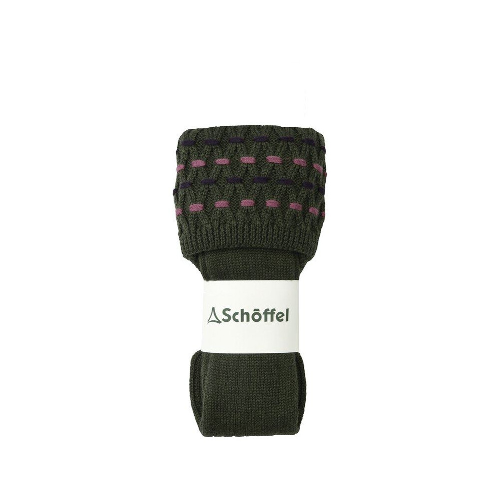 Schoffel Schoffel Stitch II Sock - Dark Olive