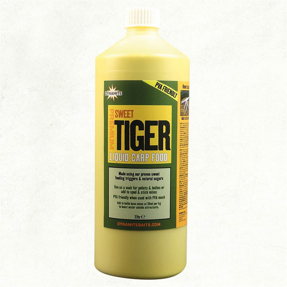 Dynamite Baits Liquid Carp Food - Sweet Tiger
