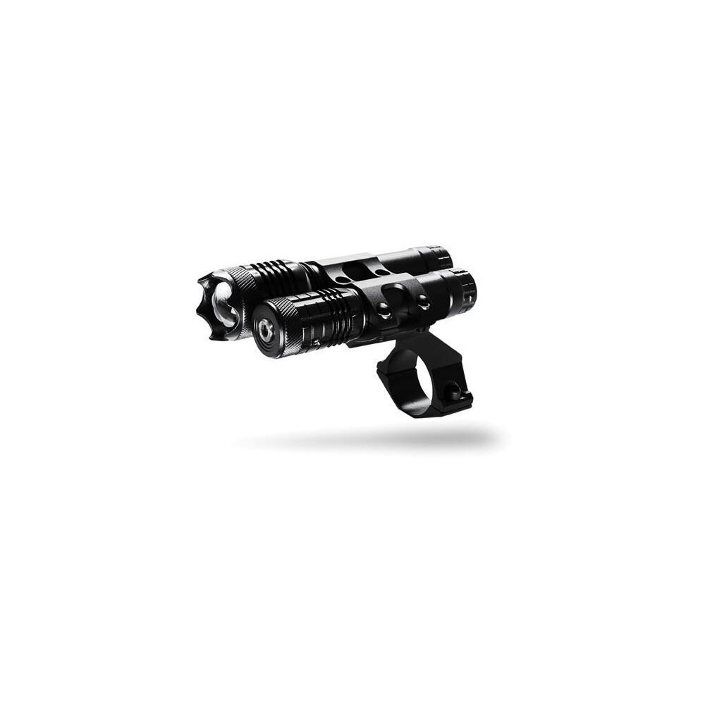 Hawke Tactical Combo Laser & LED - Green