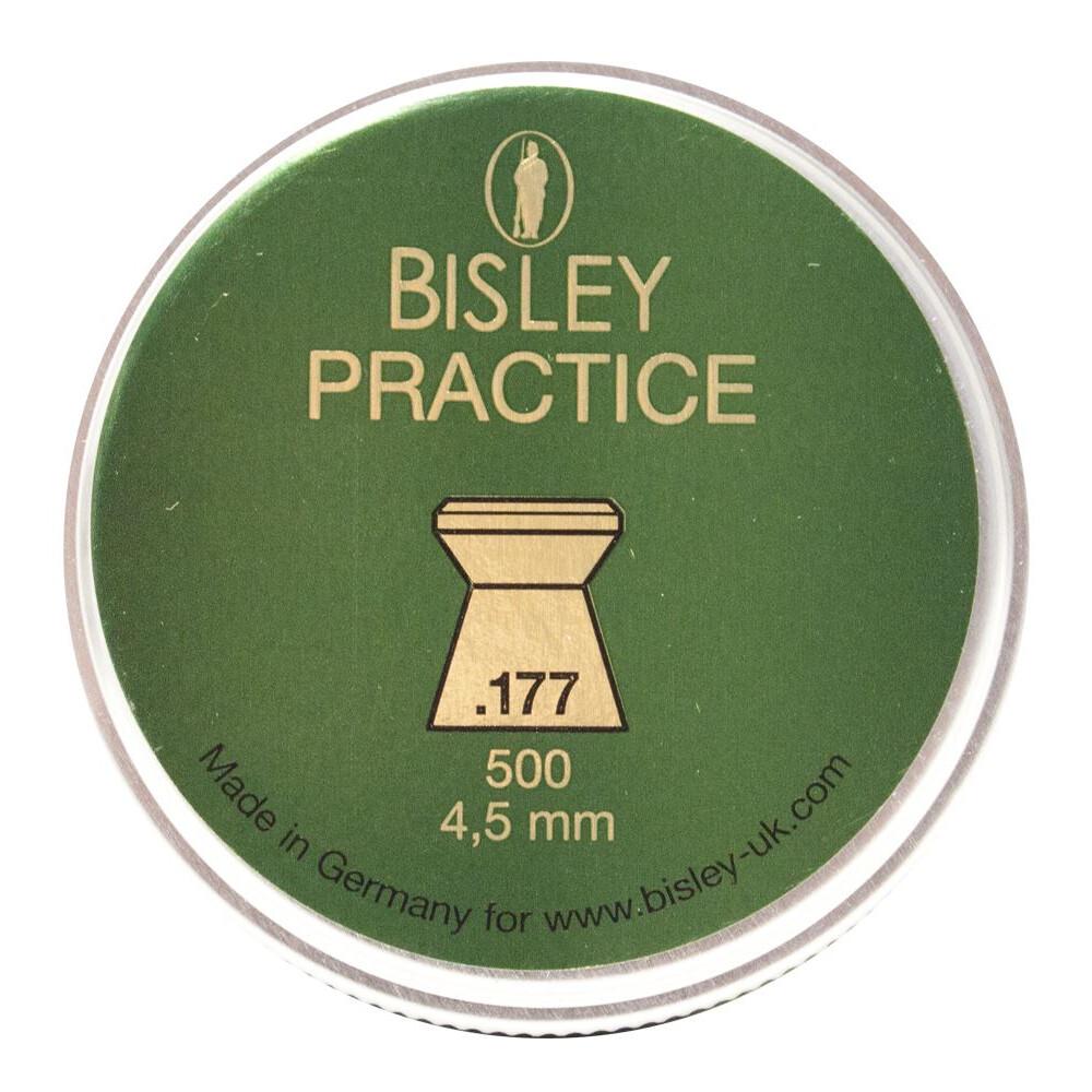 Bisley Practice Pellets - .177 Unknown