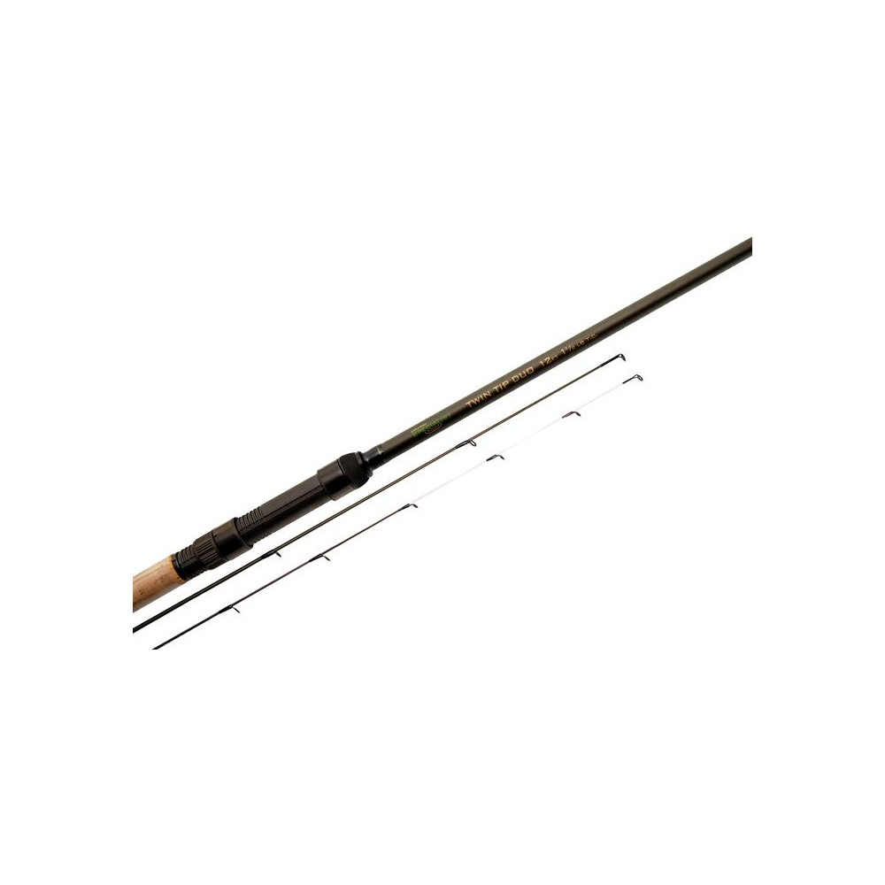 Drennan Specialist Twin Tip Duo Fishing Rod - 1½lb - 12'