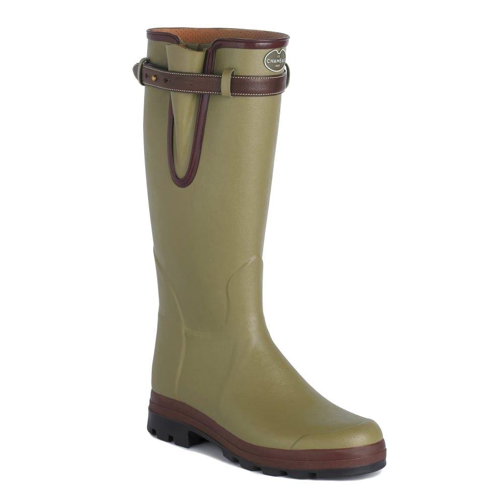 Le Chameau Vierzon 50 Limited Edition Wellington Boots