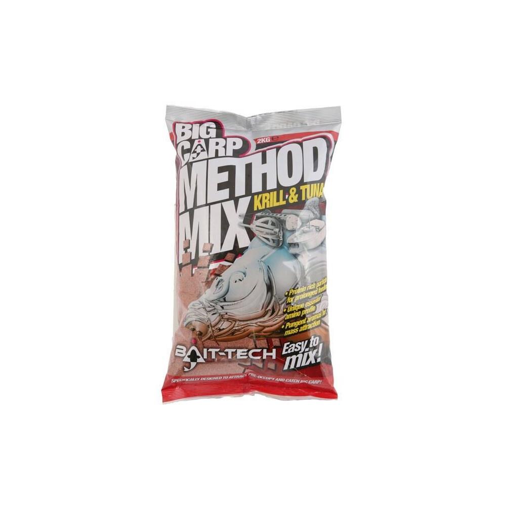 Bait-Tech Big Carp Method Mix - Krill & Tuna Unknown