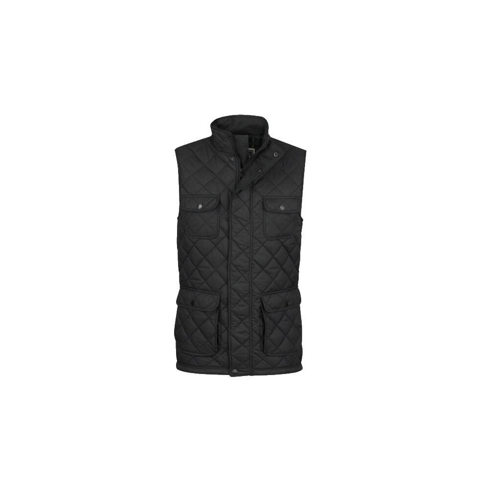 Jack Murphy Jack Murphy Timothy Quilted Gilet - Pitch
