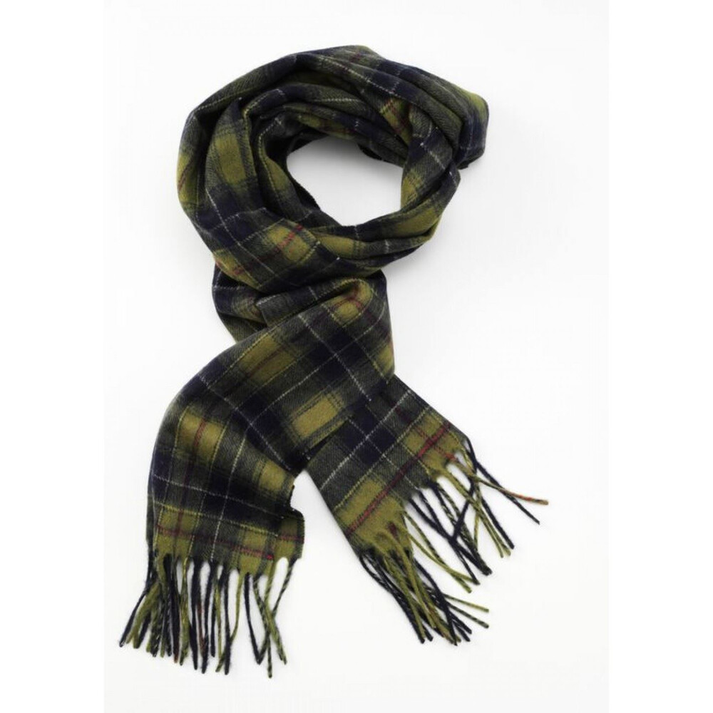 Laksen Signature Scarf - Green Green