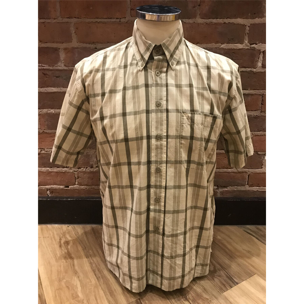 Laksen Tom Shirt - Light Green