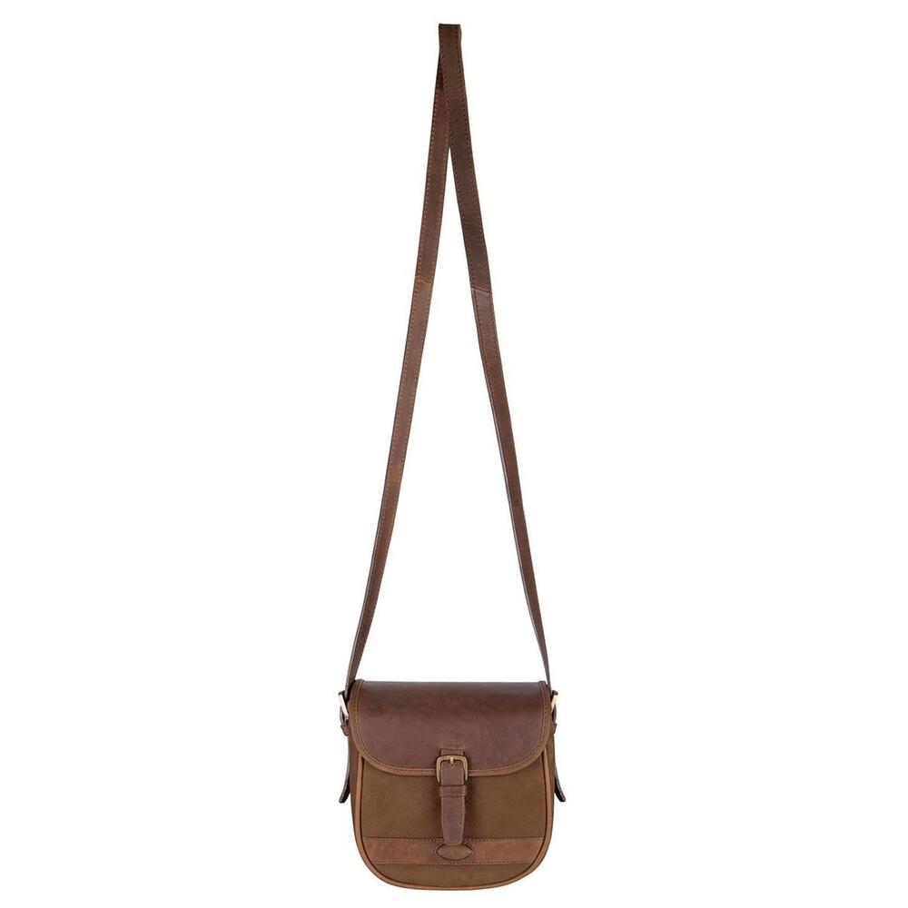 Dubarry Ballymena Saddle Style Bag - Walnut Walnut