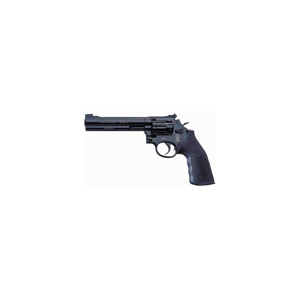 Umarex Smith & Wesson 586 Black Air Pistol - 6