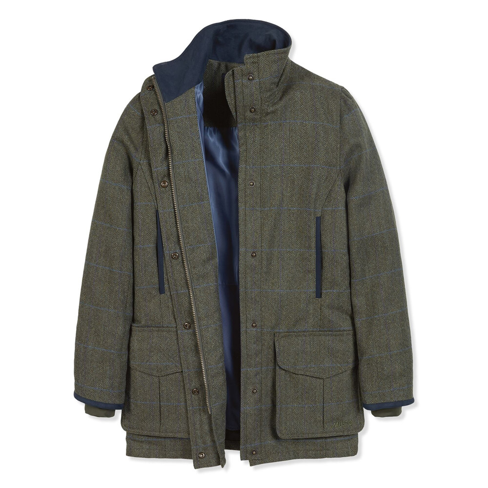 Musto Musto Lightweight Gore-Tex Tweed Jacket - Abbottsford