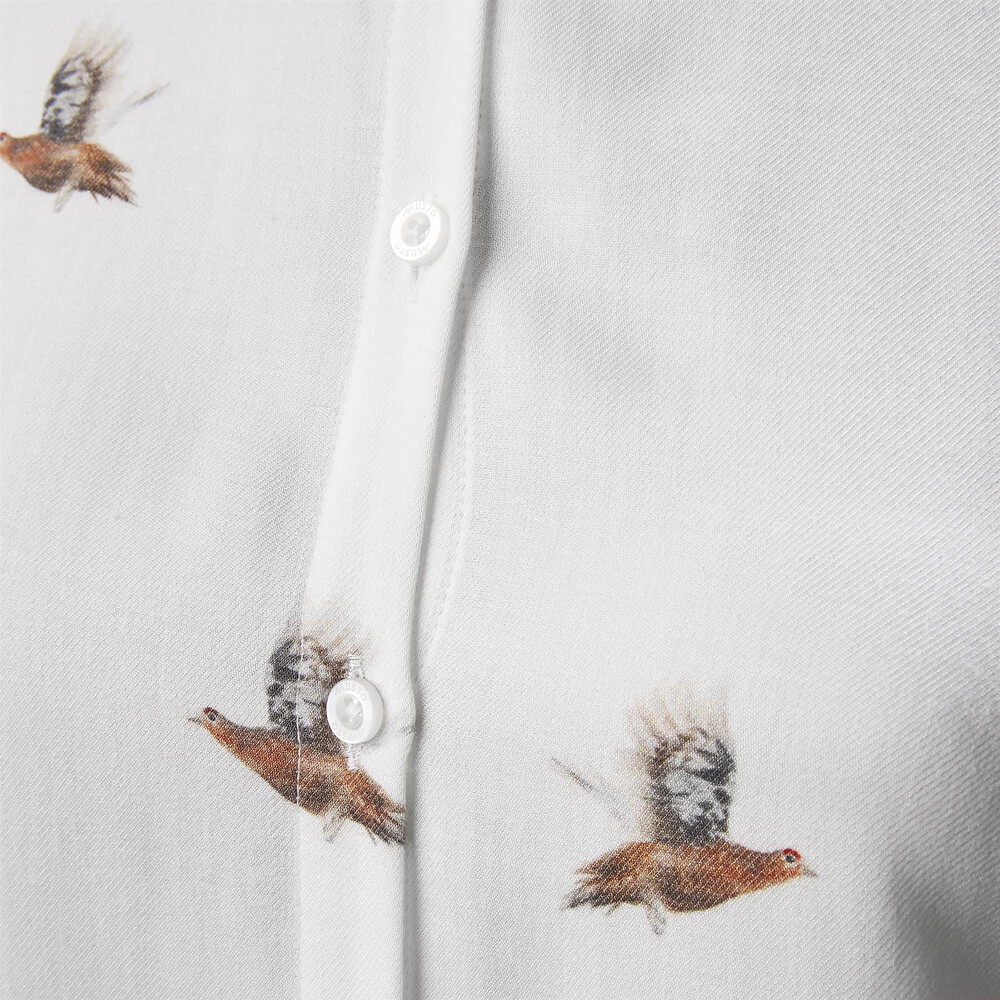 Musto Country Pattern Shirt Grouse