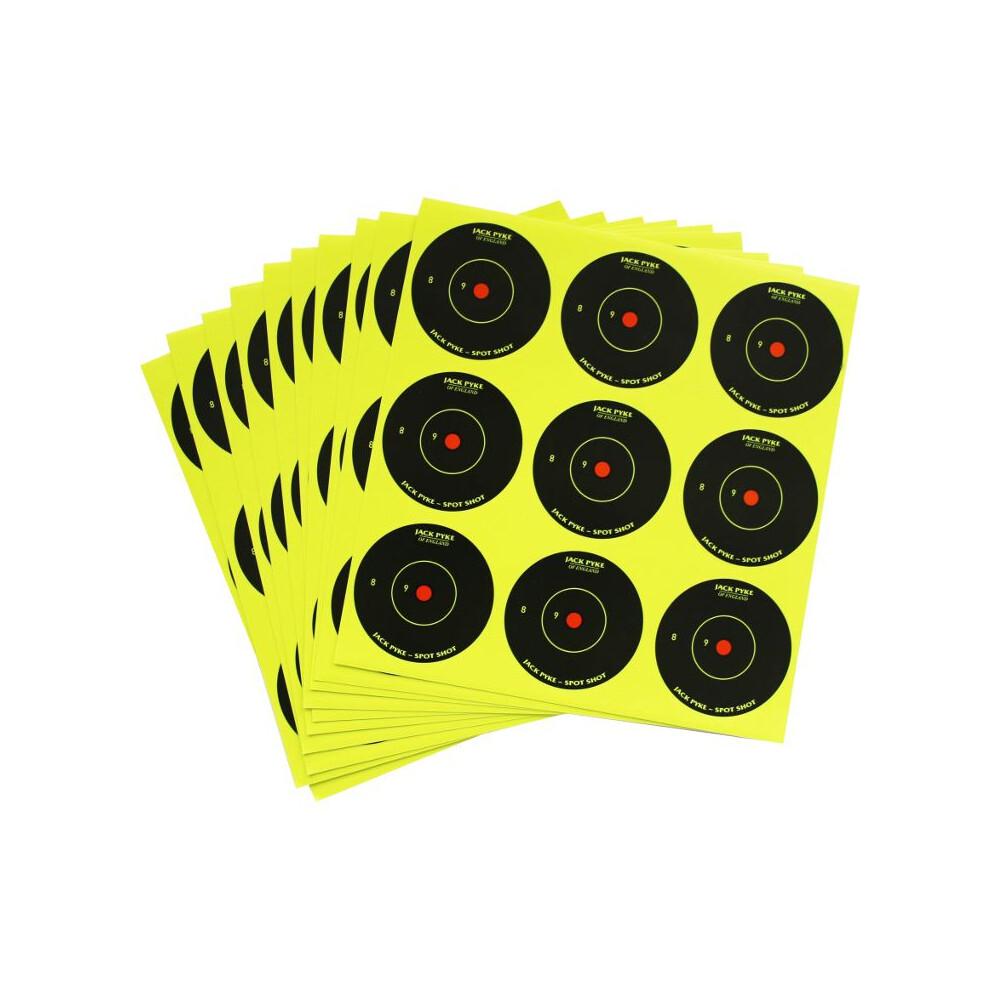"""Jack Pyke Spot Shot Targets - 2"""""""