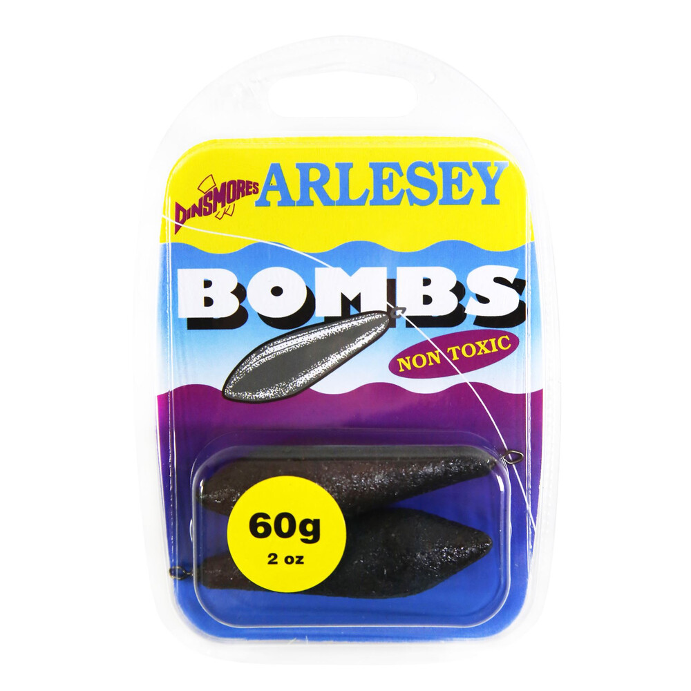 Dinsmores Arlesey BombsPack of 4