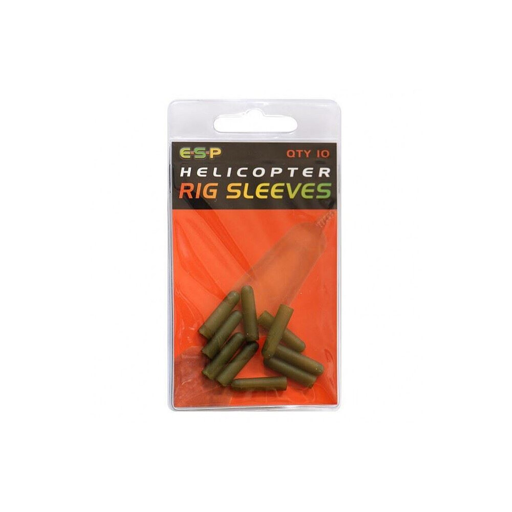 ESP Helicopter Rig Sleeves - Weed Green